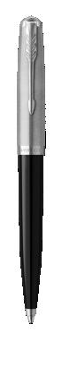 Image for PARKER 51 Black Resin Chrome Trim Ballpoint Pen - Medium Point from Parker UK