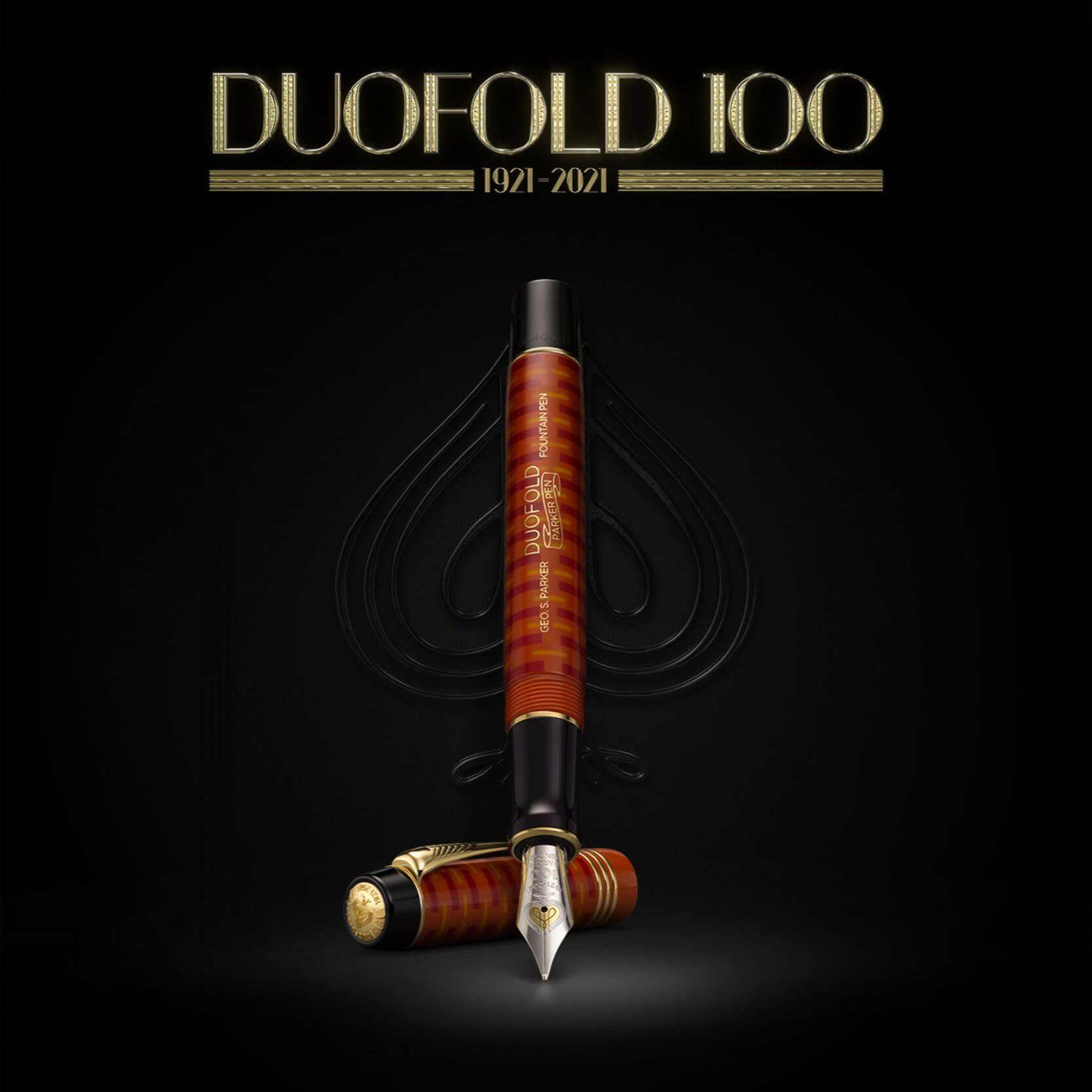 Duofold 100 Banner