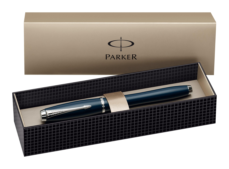 Parker Urban Premium Rollerball Pen Fine Nib Amethyst Pearl Gift Boxed Black Ink