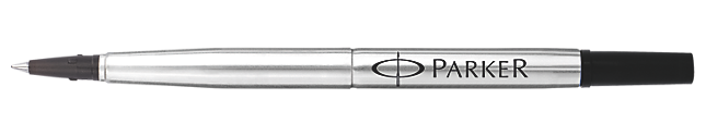 Quink Refill Ink For Rollerball Pen Fine Point In Black