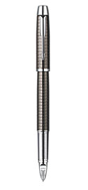IM Premium Deep Gun Metal Chiselled with Parker 5TH<sup>TM</sup>