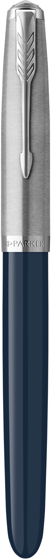 Parker 51 Midnight Blue Fountain Pen